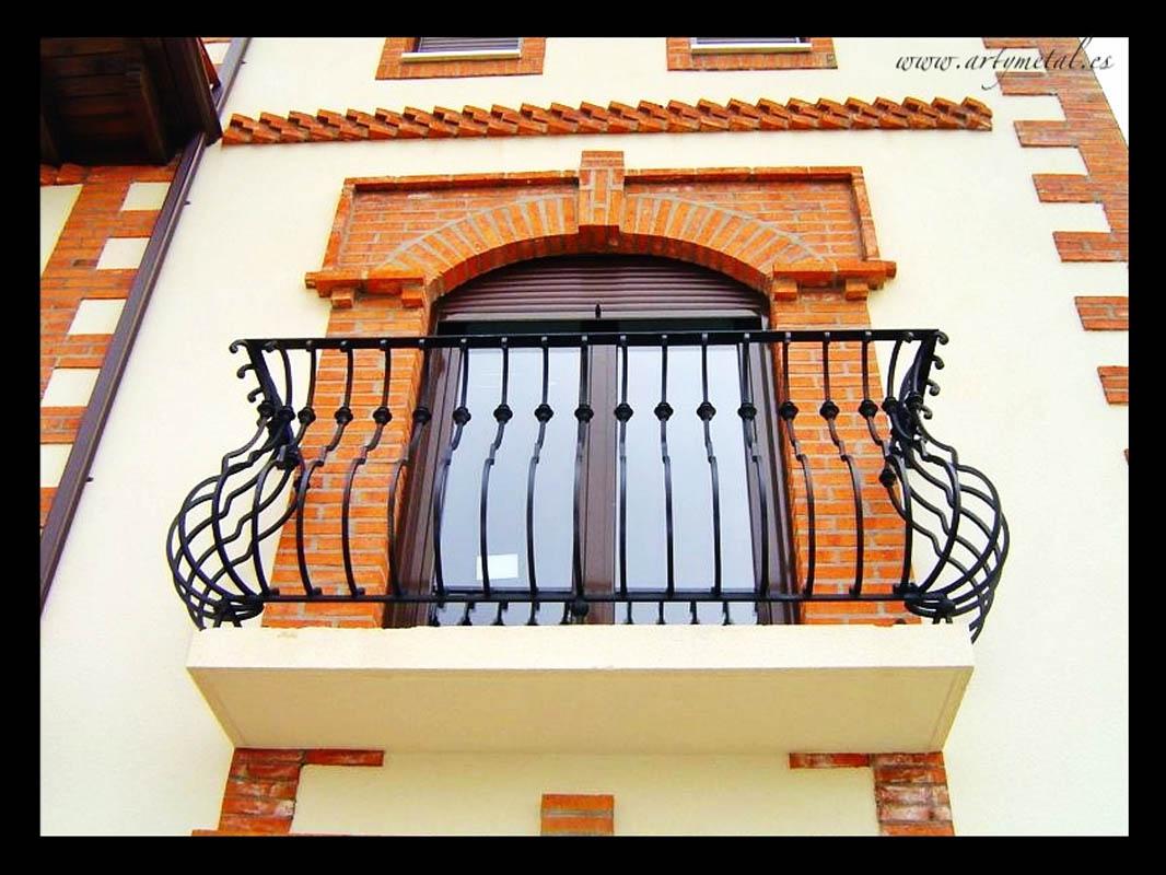 Balcon artymetal herrer a art stica contempor nea con for Tipos de toldos para balcones